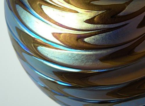 Daniel Stepanek Handmade Glass Vase