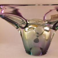 Glass Crystal Bowl by Adam Jablonski