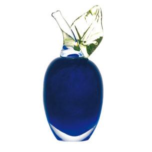 Blue Glass Ornament