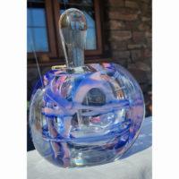Glass Art Perfume Bottles