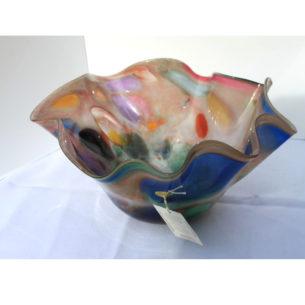 Handkerchief Glass Bowl