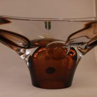 Brown Glass Bowls