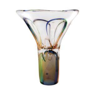 Tall Glass Bowls