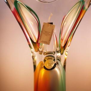 tall glass vase pyrcak
