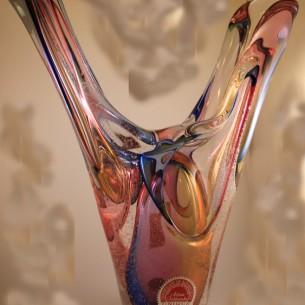 Jablonski Rapture Art Glass Sculptures