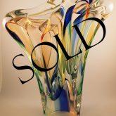 jablonski thor glass ornament sold