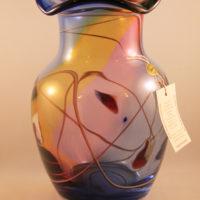 Jablonski Colourful Decorative Glass Vases