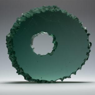 Unique Glass Ornament
