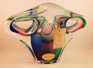 jablonski tropic glass ornament