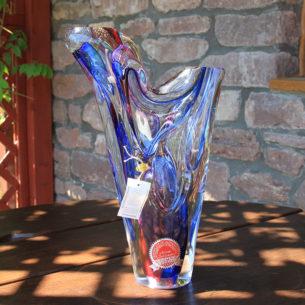 Art Glass Ornament Jazz by Adam Jablonski