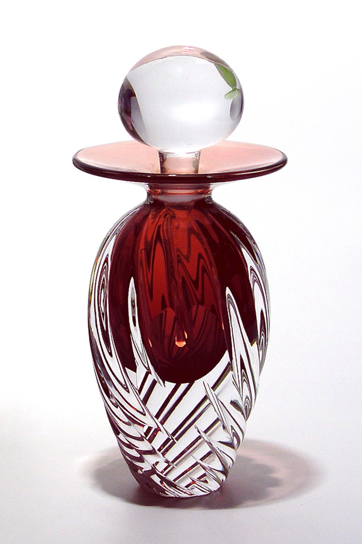 Vintage perfume bottles grace by michael trimpol