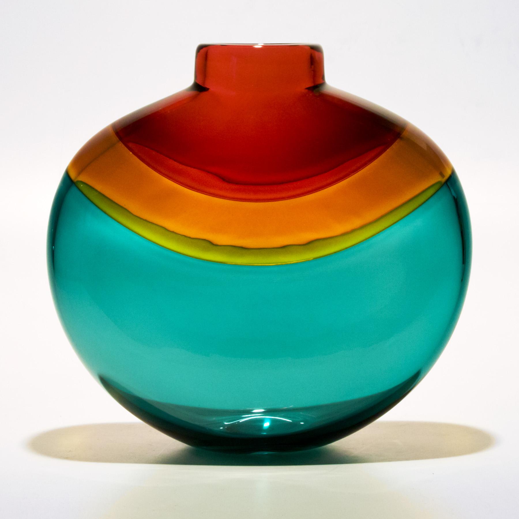 Designer Vases Nefertiti By Michael Trimpol Boha Glass