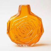 Whitefriars Banjo Vase