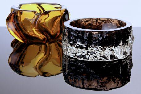 Whitefriars textured glass