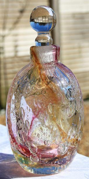 Calypso Glass Perfume Bottle