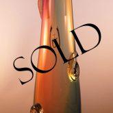 carafe glass vase sold