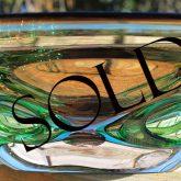 lua glass bowl sold