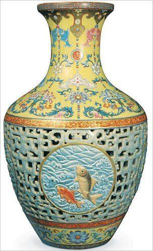 qianlong large vase