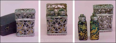 Glass Perfume Bottles UK