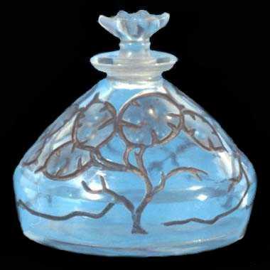 Lunaria glass perfume bottles UK