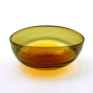Oval Glass Bowls Encalmo