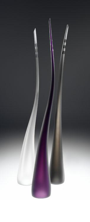 Glass Ornaments Spikes III