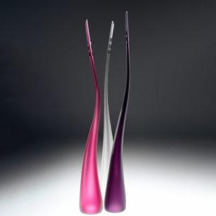 Tall Glass Art