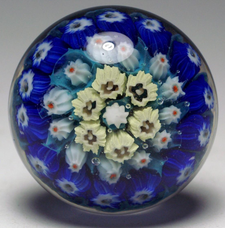 Vasart Decorative Glass Paperweight