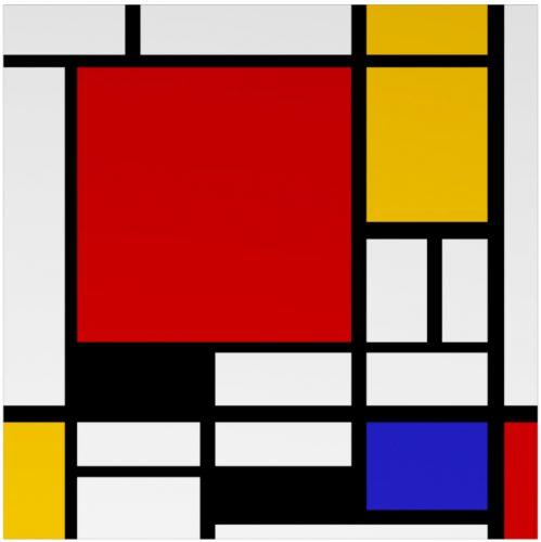 Piet Mondrian Bauhaus