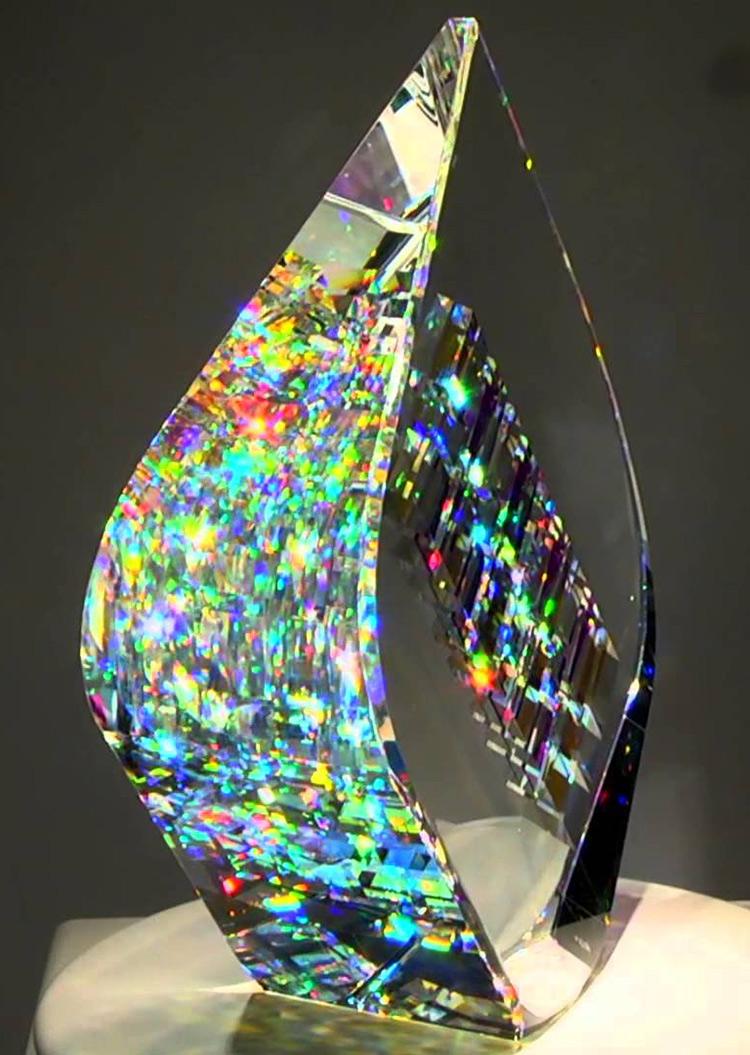 jack storms glass sculpture