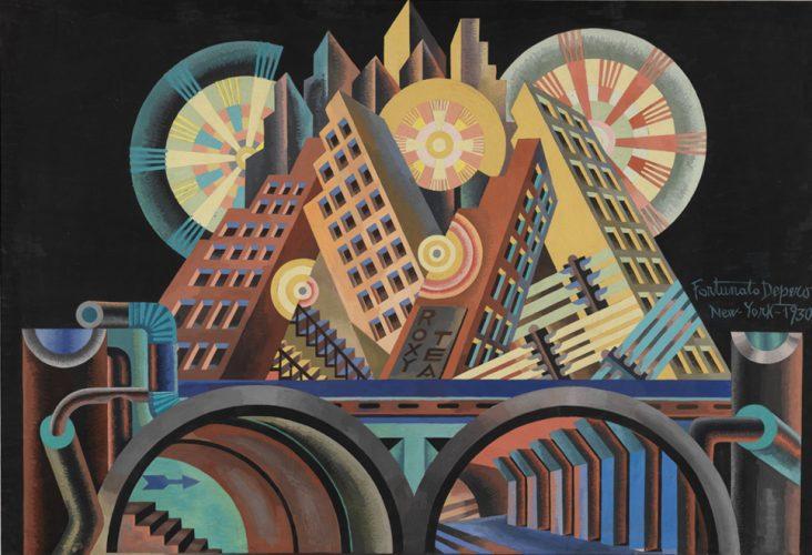 Futurism Art Movement - Boha Glass
