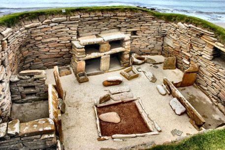 Skara Brae: Older than Stonehenge and the Egyptian Pyramids Skara-Brae-2-457x305