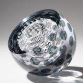 Otty Clear Glass Sculpture