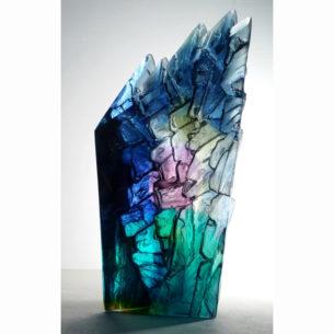 Glass Sculpture Art