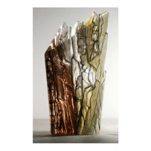 Modern Glass Sculpture