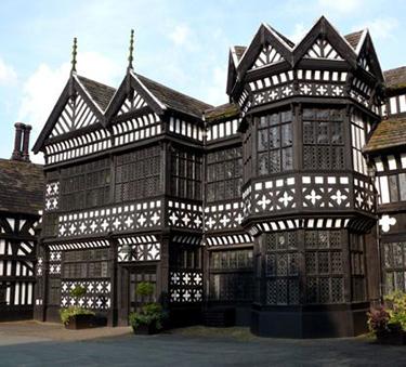 Tudor British architectural style