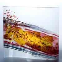 Molten Glass Art