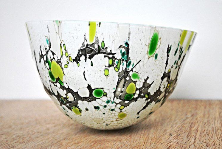 small glass vessel isla contoy