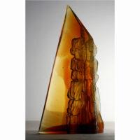 Glass Art Sculpture