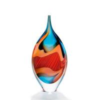 Large Blown Glass