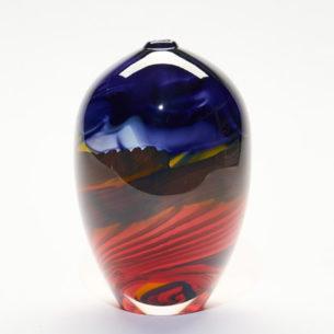 Ornamental Blown Glass