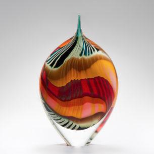 Small Glass Ornaments