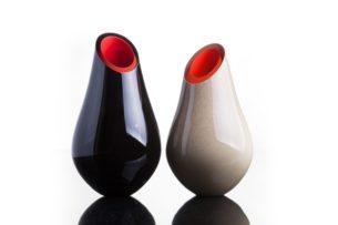 Glass Drop 'Bright Drop' Sandy By Hayley Gammon