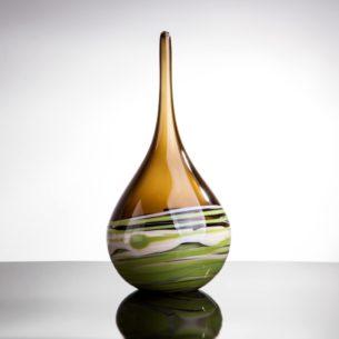 Vessel Glass By Hayley Gammon Green