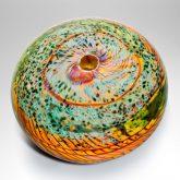 Klimt Landscape Large Disc