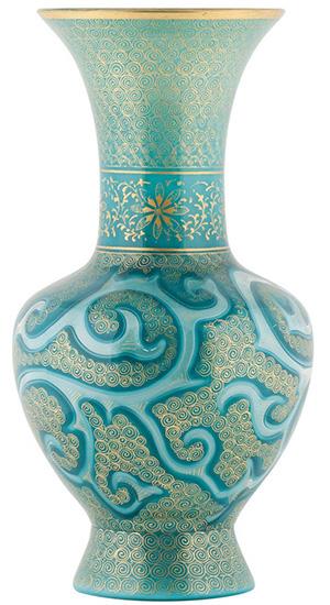 Loetz octopus vase