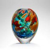 miniature art glass lagoon miniature stoneform