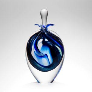 tall perfume bottle georgia stoneform