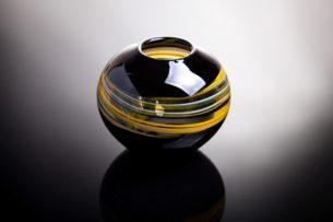 Yellow Vessel By Hayley Gammon