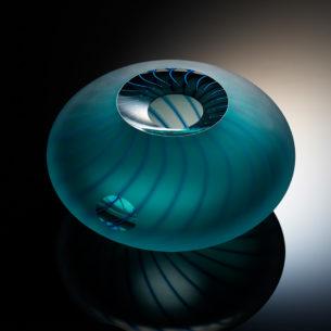 Round Glass Bowl OfferingCharlie Macpherson